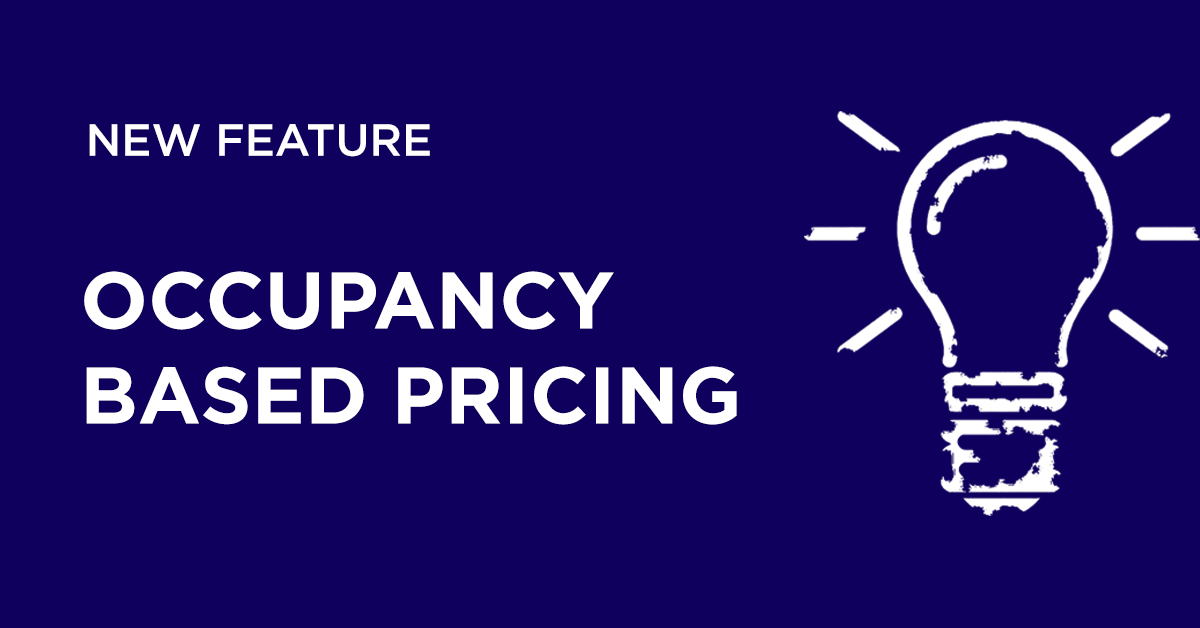 Occupancy Based Pricing | Hotel Link System