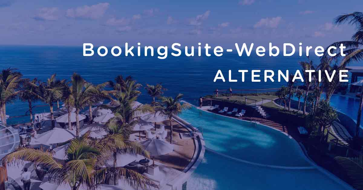 Hotel Link| The Best Alternative To BookingSuite WebDirect Service