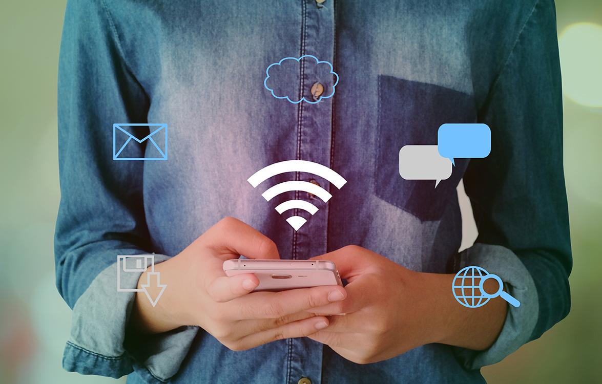 Kết nối tốt với khách hàng phù hợp nhờ Wifi marketing