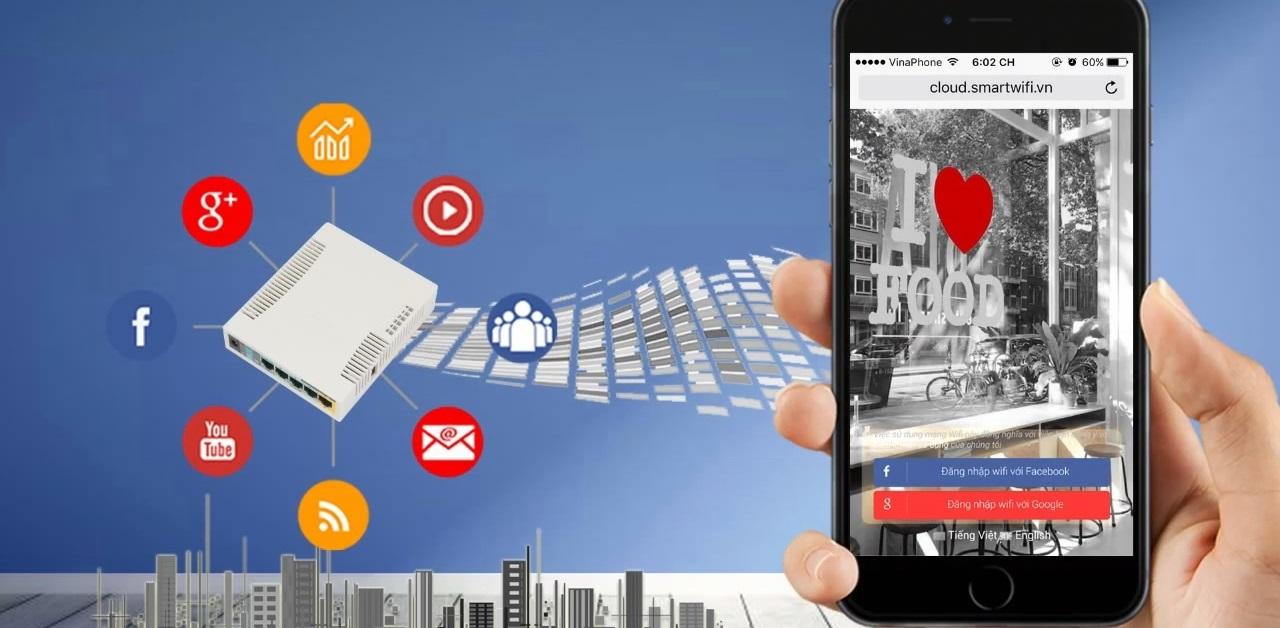 Ứng Dụng Wifi Marketing Hiệu Quả Cho Khách Sạn