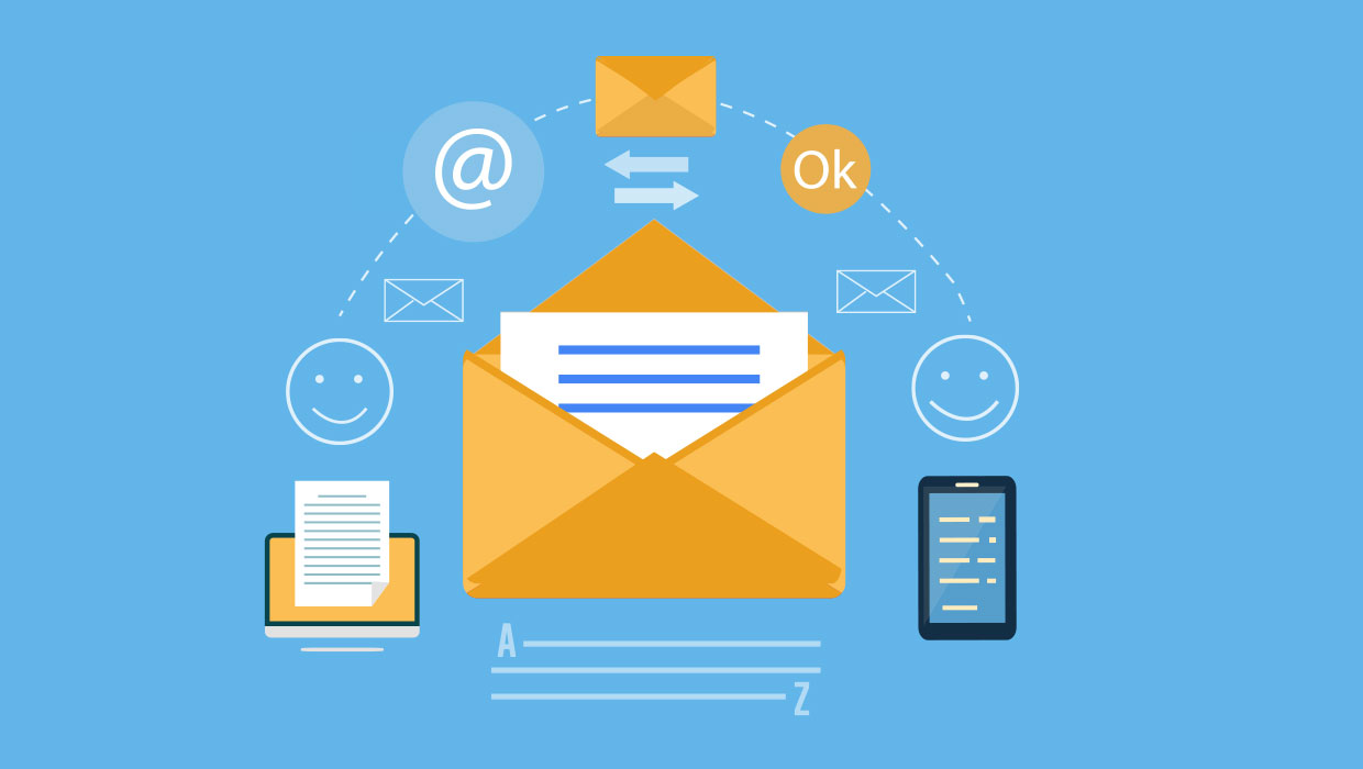 Email marketing content clear and precise